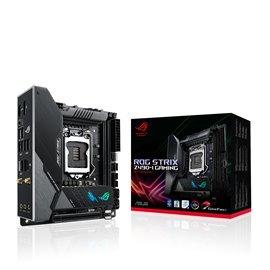 ASUS ROG STRIX Z490-I GAMING LGA 1200 Mini ITX Intel Z490