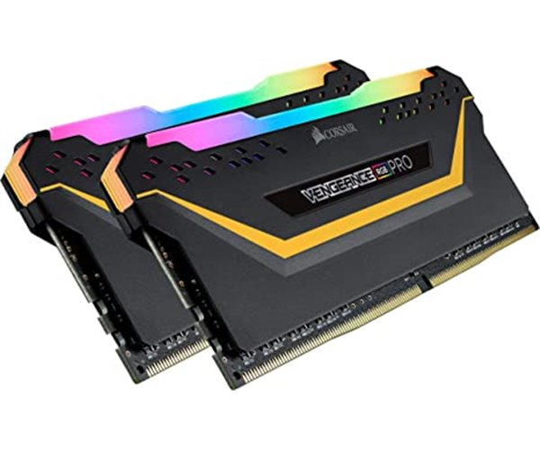 DDR4 16 GB CORSAIR 2X8GB 3000 MHZ RGB (VARIABILITA' GIORNALIERA DEI PREZZI)