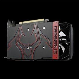 ASUS CERBERUS-GTX1050TI-O4G NVIDIA GeForce GTX 1050 Ti 4 GB GDDR5