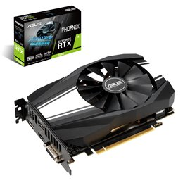 ASUS Phoenix PH-RTX2060-6G NVIDIA GeForce RTX 2060 6 GB GDDR6