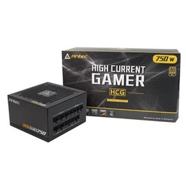ALIMENTATORE 750W ANTEC HIGH CURRENT GAMER GOLD