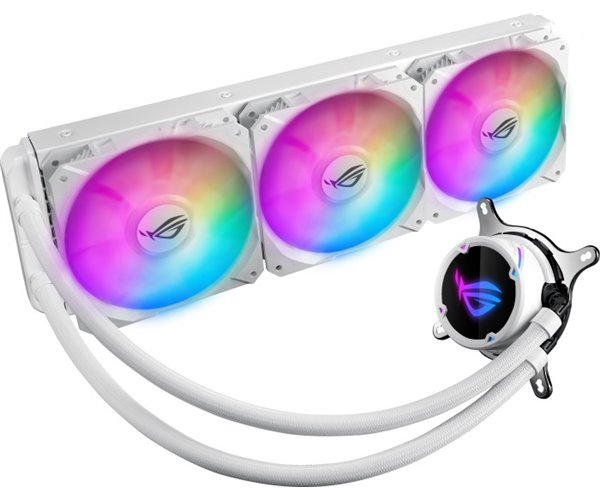 ASUS ROG Strix LC 360 RGB White Edition Processore