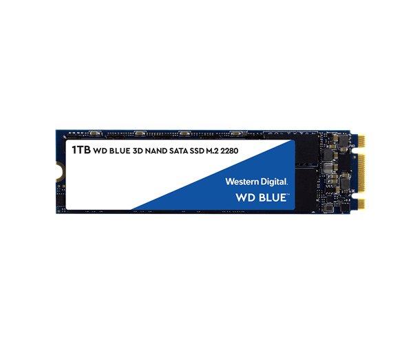 1000 GB WESTERN DIGITAL WD BLU M.2