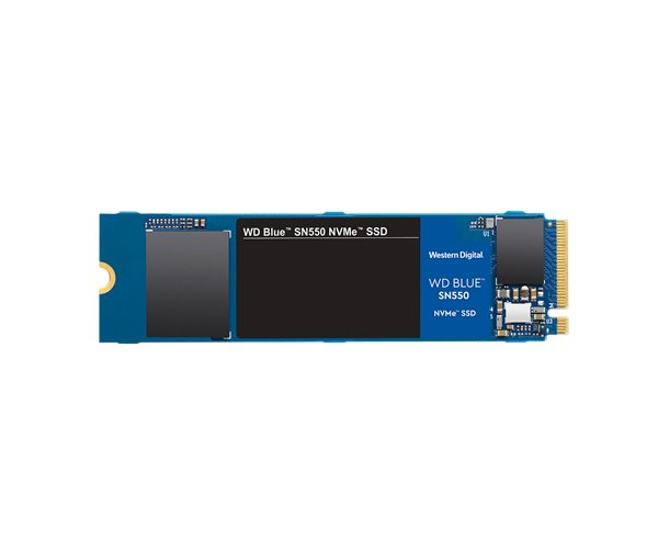 500 GB WESTERN DIGITAL WD BLU M.2 PCI-EXPRESS