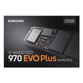 Samsung 970 EVO Plus NVMe M.2 SSD 250 GB