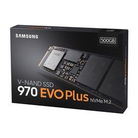 Samsung 970 EVO Plus NVMe M.2 SSD 500 GB
