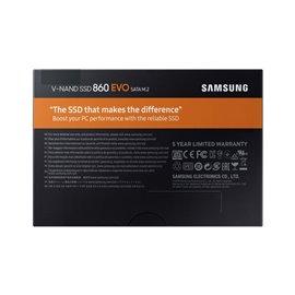 Samsung 860 EVO SATA M.2 SSD 500 GB