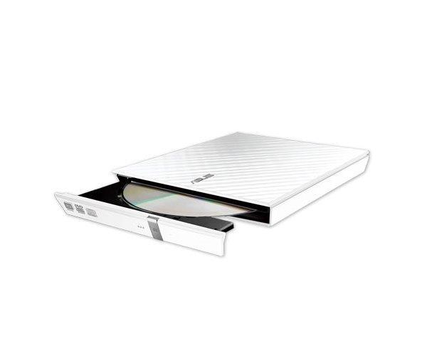 MASTERIZZATORE DVD ASUS ESTERNO DOUBLE LAYER SLIM  8X  USB2 (SIAE INCLUSA) NERO