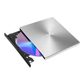MASTERIZZATORE DVD ASUS ZENDRIVE ESTERNO DOUBLE LAYER SLIM  8X  USB2 (SIAE INCLUSA) SILVER USB C