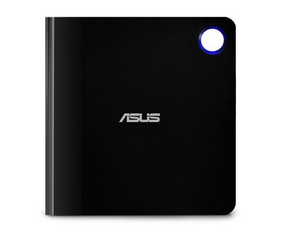 ASUS SBW-06D5H-U MAST.ESTERNO Blu-Ray RW Nero SLIM