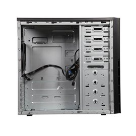 CASE MIDI ATX ANTEC VSK-4000, USB3, COLORE NERO  SENZA ALIMENTATORE