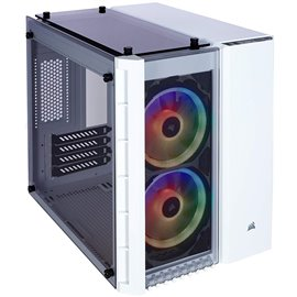 CASE CORSAIR CRYSTAL 280X RGB TG WHITE