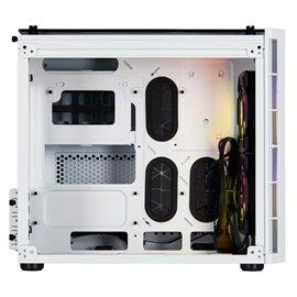CASE CORSAIR CRYSTAL 280X RGB TG WHITE