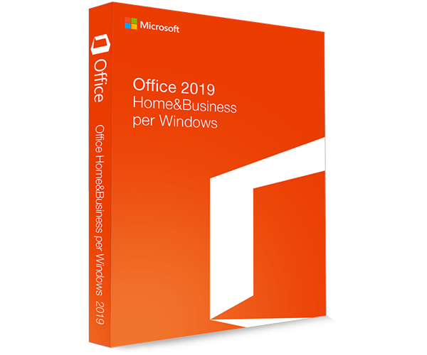 MS OFFICE  2019 HOME & BUSINESS MEDIALESS (WORD+EXCELL+POWERPOINT+ONENOTE + OUTLOOK)