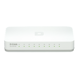 SWITCH D-LINK 10/100 MB 8 PORTE