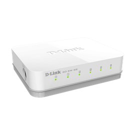 SWITCH D-LINK  10/100/1000 MB 5 PORTE