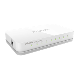 SWITCH D-LINK 10/100/1000 MB 8 PORTE