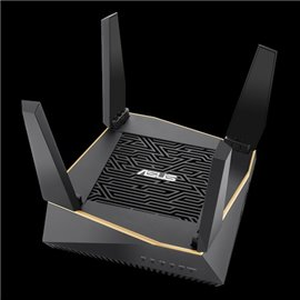 ROUTER ASUS RT-AX92 AX6100 Tri-band WiFi 6  COMP.AIMESH GIGABIT
