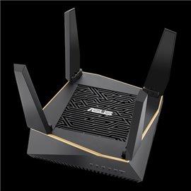 ROUTER ASUS RT-AX92 AX6100 Tri-band WiFi 6  COMP.AIMESH GIGABIT