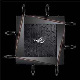 ROUTER ASUS GT-AX11000 GAMING Tri-band WiFi 6 (802.11ax) GIGABIT