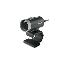 WEBCAM MICROSOFT LIFECAM CINEMA H5D 1280X720, 25FPS, ZOOM 4X, MICROFONO,WIN