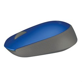MOUSE LOGITECH OPTICAL  CORDLESS  M171  BLU