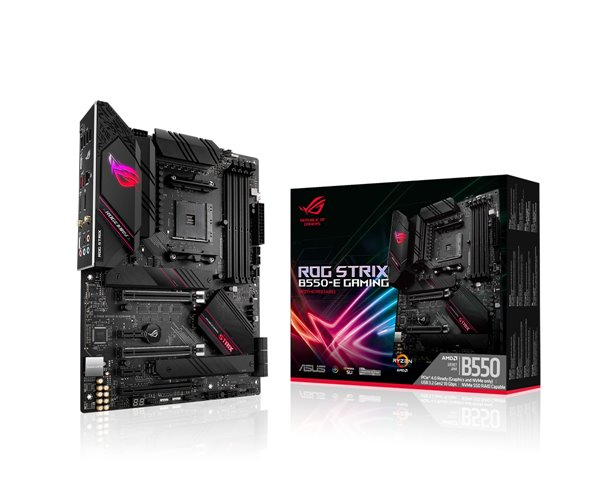 ASUS ROG STRIX B550-E GAMING Presa AM4 ATX AMD B550