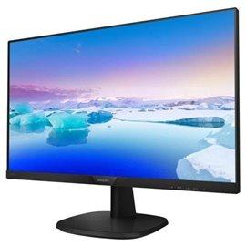 "MONITOR PHILIPS LCD 23.5"" LED  WIDE 243V7QDAB IPS   16:9 TFT LCD, RIS. 1920X1080, CONTRASTO 20MIL.:1, 5 MS, 0,27 D.P. LUMINOSITA"