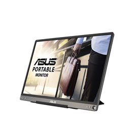"ZENSCREEN ASUS MB16AHP  15,6"" 1920x1080, 5 ms, 16:9, 178°, IPS, 220CD, CONTRASTO 800:1,  MICRO-HDMI, USB, MULTIMEDIALE"