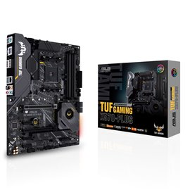 ASUS TUF Gaming X570-Plus Presa AM4 ATX AMD X570