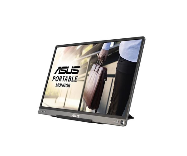 "ZENSCREEN ASUS MB16AP  15,6"" 1920x1080, 5 ms, 16:9, 178°, IPS, 220CD, CONTRASTO 800:1,   USB, BATTERIA DURATA 4 ORE"