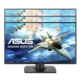 "MONITOR ASUS LED 24,5"" VG258QR 1920X1080 165 HZ, DOT PITCH 0,28, CONTRASTO 50.000.000:1, 0,5 MS, LUMINOSITA' 400CD, DP, DVI, HDM"