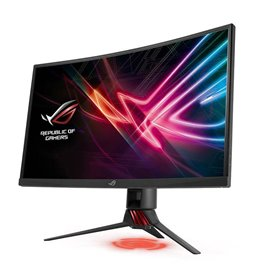 "MONITOR ASUS LED 32"" XG32VQ  2560X1440 144 HZ, CURVED 1800R , DOT PITCH 0,27, CONTRASTO 3000:1, 4 MS, LUMINOSITA' 300CD, USB, DI"