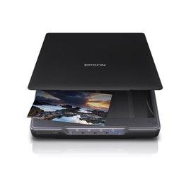 EPSON PERFECTION V39 4800 DPI SLIM, COPERCHIO REGOLABILE, 48 BIT, USB2