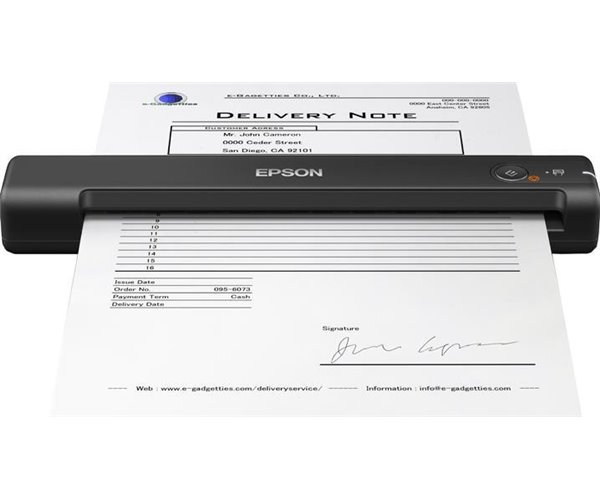 EPSON WORKFORCE ES-50 POWER PDF PORTATILE