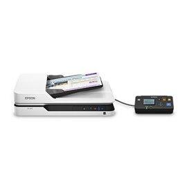 EPSON WORKFORCE DS-1630 A4PIANO  CON ADF, 25PPM,  1200 DPI, 48 BIT COLORE, I/F  USB2, ALIMENTATORE AUTOMATICO DOCUMENTI 50 FG