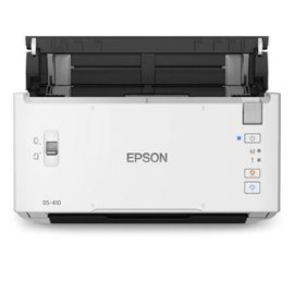 EPSON WORKFORCE DS-410 A4 A CARICAMENTO DALL'ALTO, 26PPM/26PPM,  600 DPI, 10 BIT COLORE, I/F  USB2