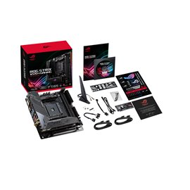 ASUS ROG Strix X570-I Gaming Presa AM4 Mini ITX AMD X570
