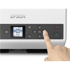EPSON DS-870 A4 A CARICAMENTO DALL'ALTO, 65PPM/130PPM,  600 DPI, 30 BIT COLORE, I/F  USB3, ALIMENTATORE AUTOMATICO DOCUMENTI 100