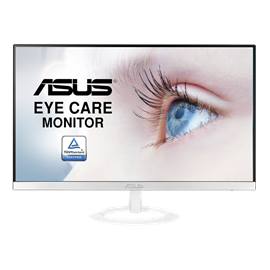 "MONITOR ASUS LCD 27"" VZ279HEW IPS RIS. 1920X1080,  DOT PITCH 0,31, 5 MS,  2XHDMI, VGA, BIANCO"