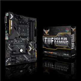 SCHEDA MADRE ASUS TUF B450-PLUS GAMING Presa AM4 ATX AMD B450