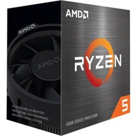 CPU AMD RYZEN 5 5600X 3,7 GHZ, 6-CORE, 12 THREADS, 32MB CACHE, SK AM4