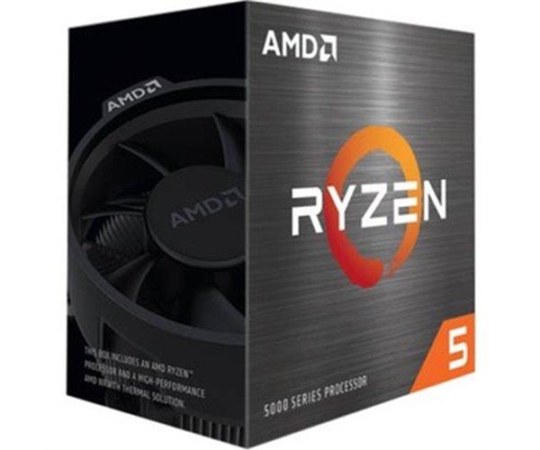 CPU AMD RYZEN 5 5600X 3,7 GHZ, 6-CORE, 12 THREADS, 32MB CACHE, SK AM4