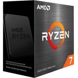 CPU AMD RYZEN 7 5800X 3,8 GHZ, 8-CORE, 16 THREADS, 32MB CACHE, SK AM4