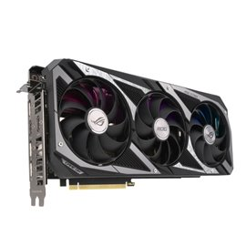SCHEDA VIDEO ASUS RTX3060 ROG STRIX GAMING O.C. 12GB