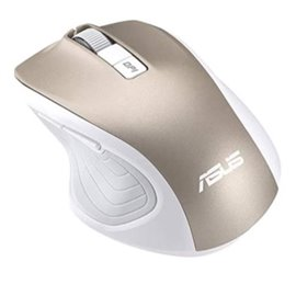 MOUSE ASUS OPTICAL  CORDLESS  MW202 GOLD
