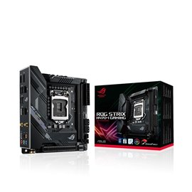 ASUS ROG STRIX H470-I GAMING Mini ITX Intel H470